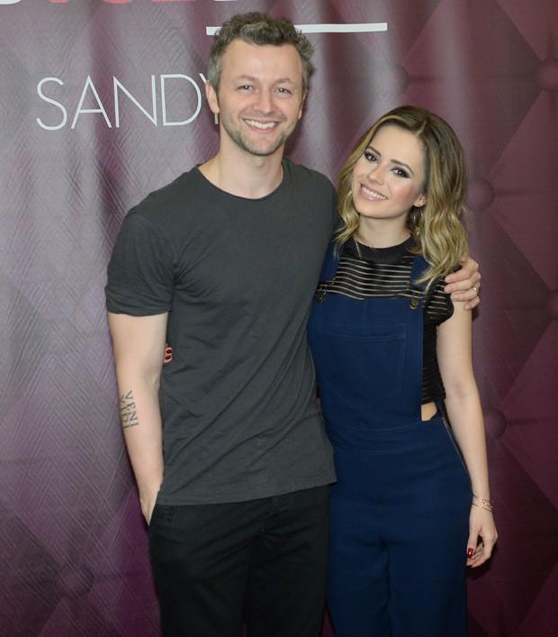 Sandy e Lucas Lima (Foto: Francisco Cepeda/AgNews)