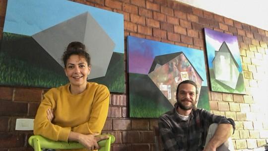 Fabiula Nascimento e Emílio Dantas dizem que isolamento social ajudou relacionamento: 'Para a gente, melhorou'