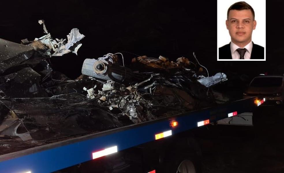 Advogado de 25 anos morreu no acidente na Comandante João Ribeiro de Barros em Tupã  — Foto: João Trentini / Arquivo pessoal