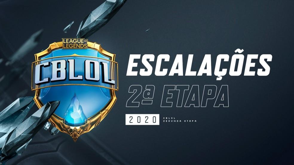 Confira as escalações do CBLoL 2020 2º split — Foto: Divulgação/Riot Games