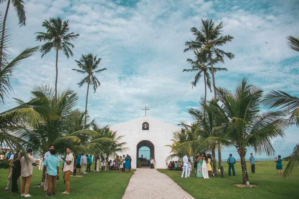 A Capela de São Miguel dos Milagres: sem datas disponíveis até o final de 2019 — Foto: Chico Brandão/Divulgação