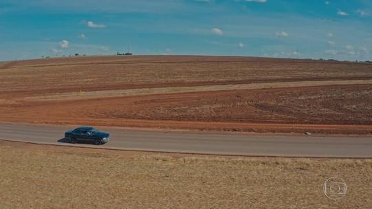Professor de engenharia já rodou 1 milhão de km com carro ano 1990
