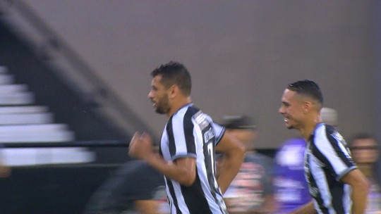 Botafogo 2x1 Athletico: veja os gols, os melhores momentos e os pênaltis não marcados