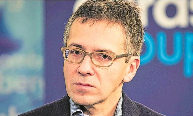 O cientista político Ian Bremmer, fundador da Eurasia Group