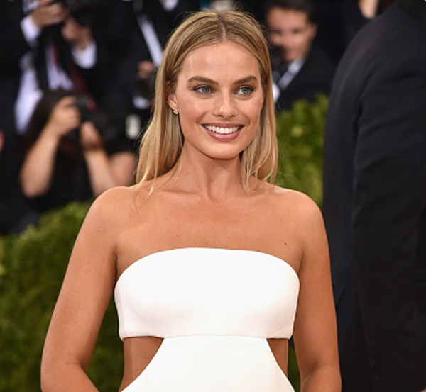 A atriz Margot Robbie (Foto: Getty Images)