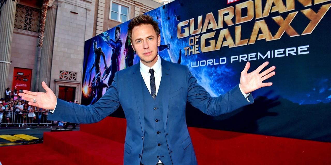 """James Gunn, diretor demitido de """"Guardiões da Galáxia Vol. 3"""" (Foto: Divulgação)"""