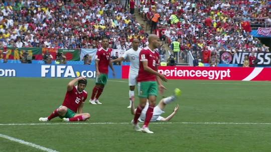Marrocos é notificado pela Fifa por permitir que meia Amrabat jogasse após concussão