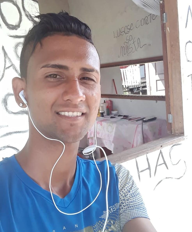Tiago Costa está desaparecido desde o domingo (3), quando saiu para festa — Foto: Arquivo pessoal