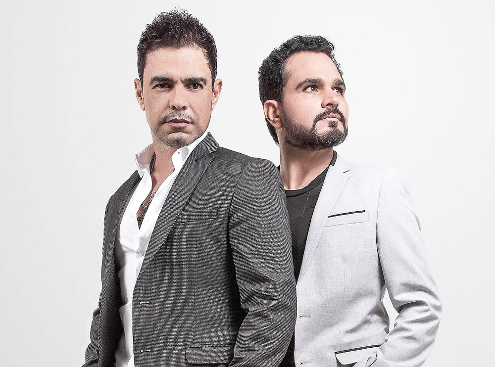Zezé Di Camargo & Luciano festejam os 30 anos de 'É o amor', canção gravada por mais de 70 artistas