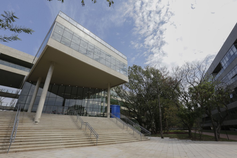 Laboratórios para pesquisa e prevenção de epidemias serão inaugurados nesta quinta (4) no Centro de Inovação Inova USP  — Foto:  Marcos Santos/USP Imagens