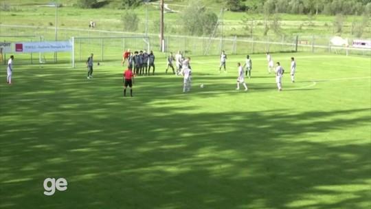 Assista aos gols do Bragantino na vitória sobre o Ferencvaros na Áustria
