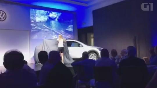 Volkswagen Saveiro 2017 ganha novo visual e parte de R$ 43.530