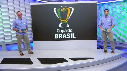 Segue o Jogo traz os melhores momentos em noite de Copa do Brasil