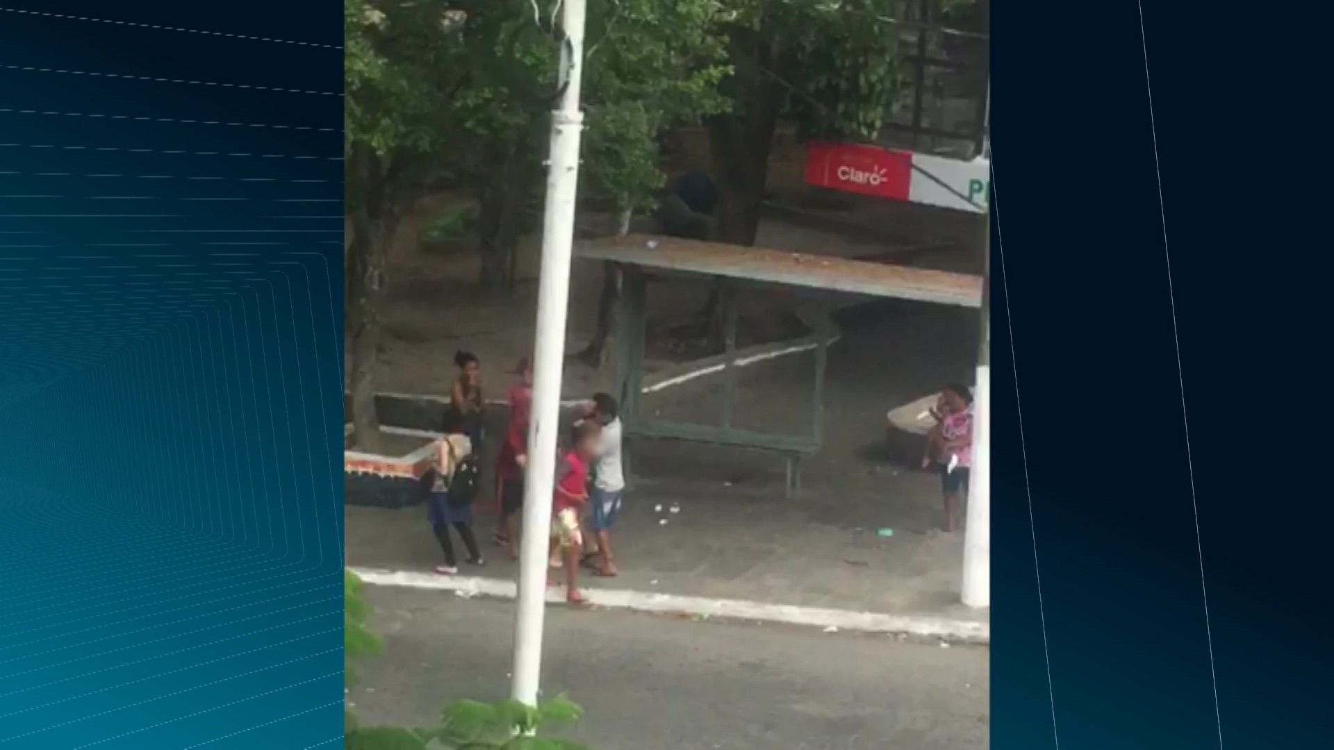 Vídeos mostram grupo praticando assaltos no Centro de Campina Grande  - Radio Evangelho Gospel