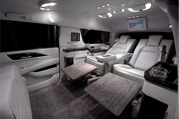 Carro de Sylvester Stallone (Foto: Divulgação/Becker Auto Design)
