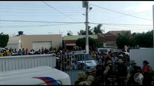 Cinco suspeitos de assalto a banco morrem em confronto com a polícia em Olindina