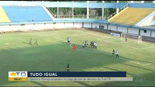 Lateral faz gol de falta à lá Ronaldinho Gaúcho pelo sub-19 do TO; veja vídeo