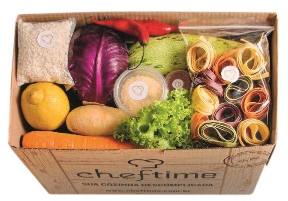 Cheftime | A partir de R$69,70 por mês (Foto: Divulgação)