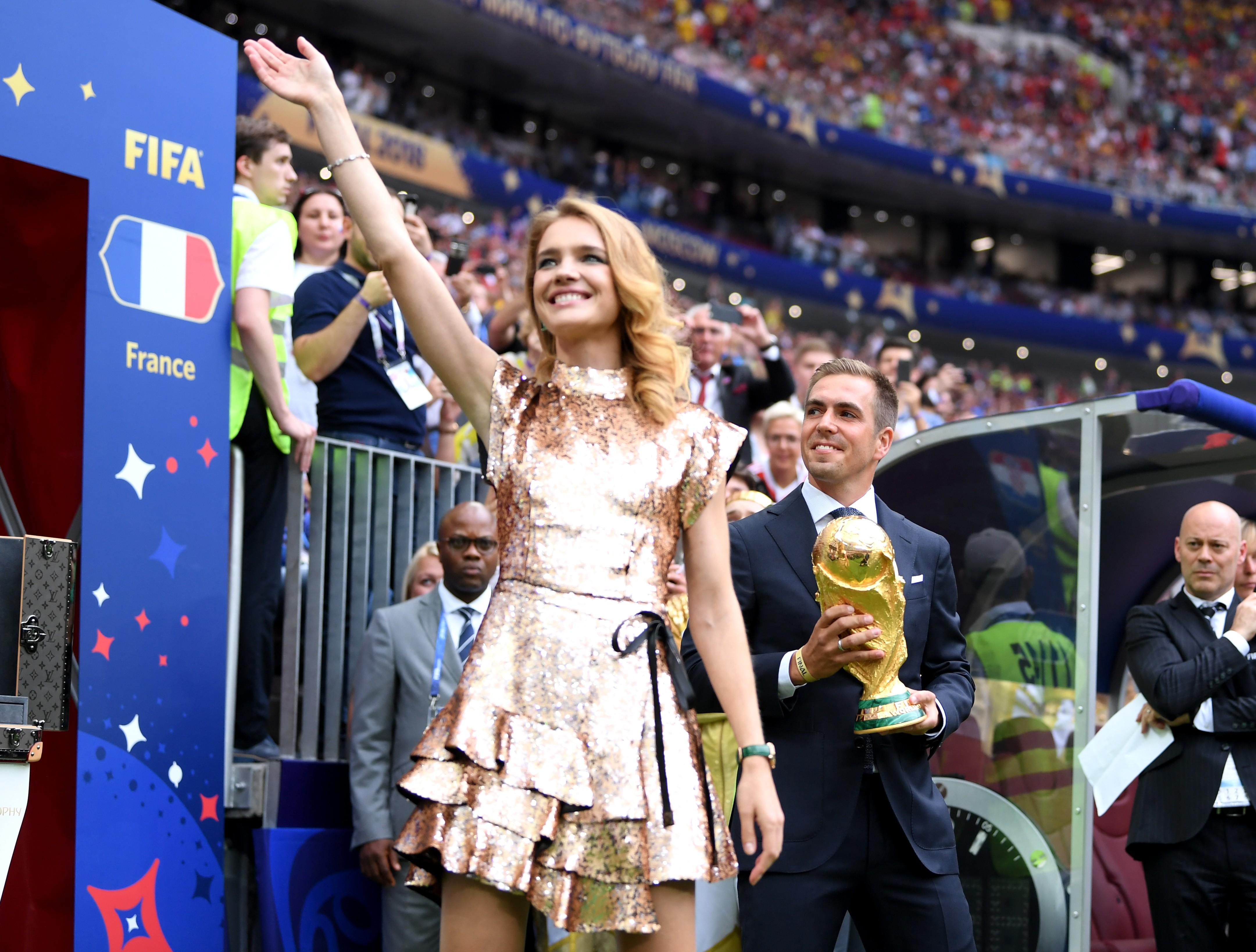 Natalia Vodianova (Foto: Getty Images)