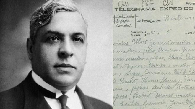 Quem foi o diplomata que ficou conhecido como 'Schindler de Portugal' por salvar milhares de judeus do Holocausto