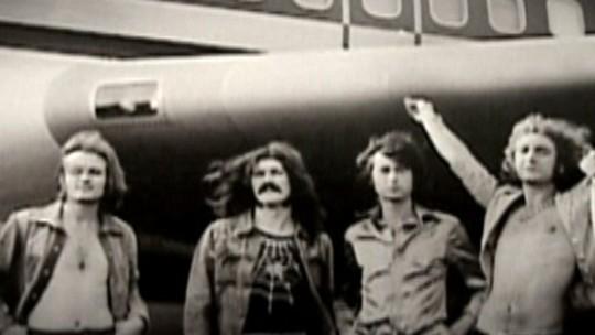 Led Zeppelin é a origem de tudo que viria a ser chamado de heavy metal