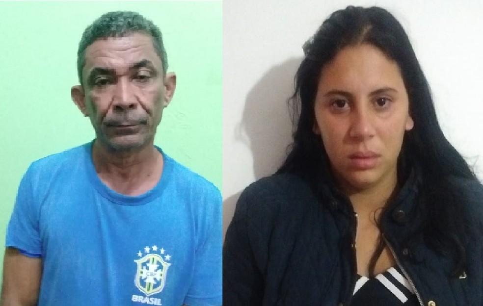Casal é preso suspeito de planejar a morte de irmão de 17 anos em Itanhaém, SP. (Foto: Divulgação/Polícia Civil)