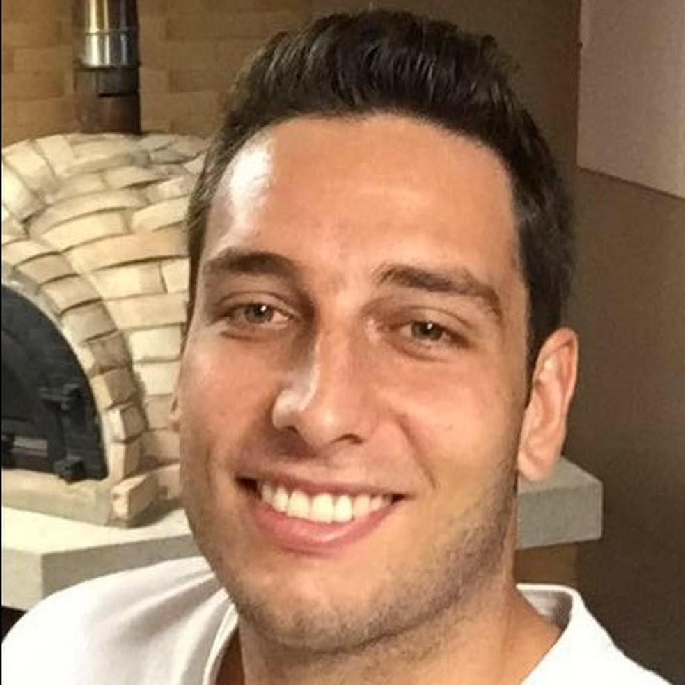 Luis Olinto foi preso com mala de dinheiro em Araguaína — Foto: Reprodução/Facebook