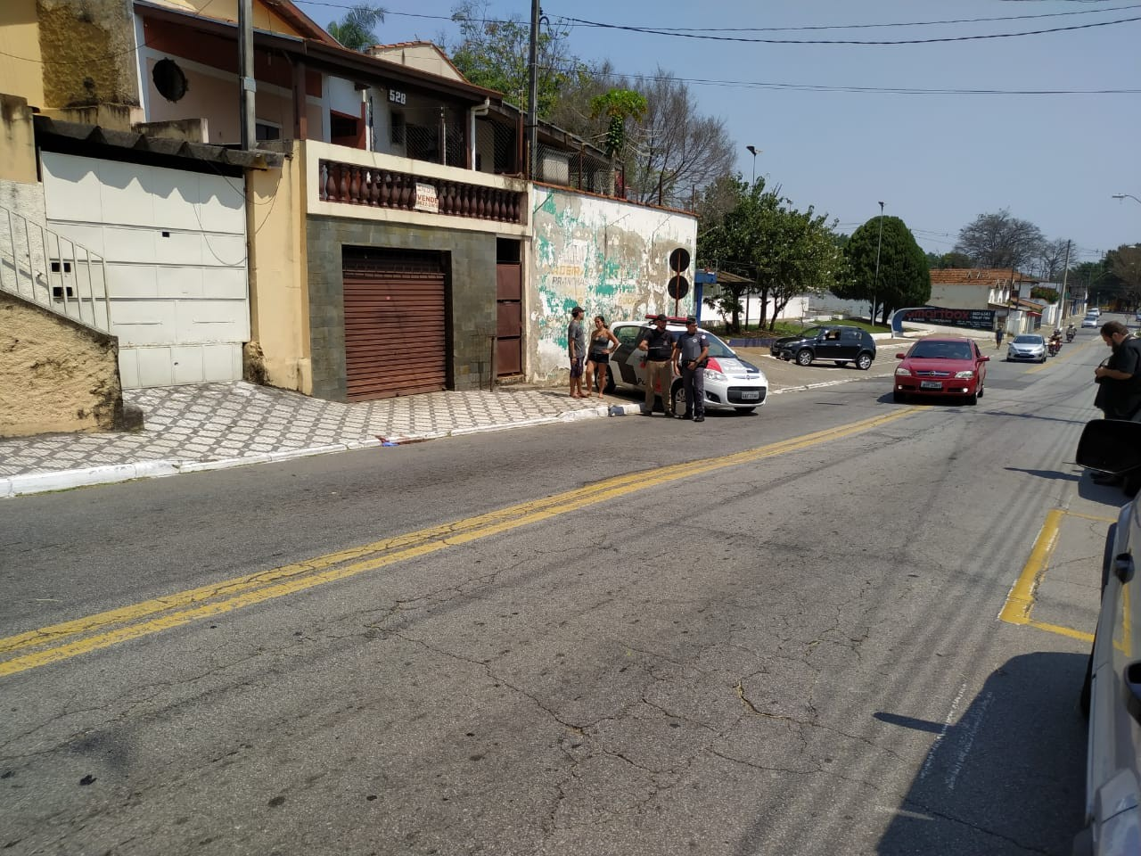 Homem é morto a tiros no Fonte Imaculada em Taubaté - Notícias - Plantão Diário