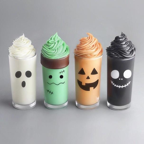Halloween 2018 (Foto: Fotos: Reprodução / Instagram @naturally.jo)