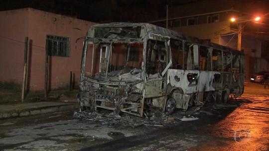 Cidades mineiras têm quarto dia de ataques a veículos e prédios públicos