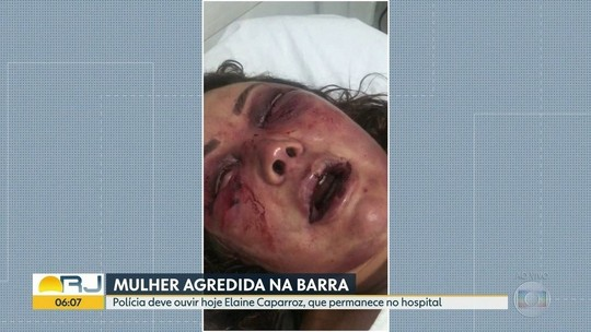 Polícia deve ouvir hoje mulher agredida após 1º encontro no RJ