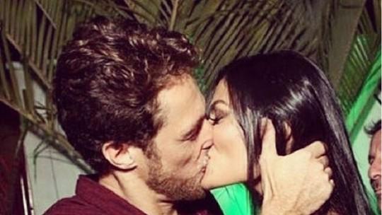 Namorada do ex-BBB Daniel Manzieri vai morar fora e ele garante: 'Confio no nosso amor'