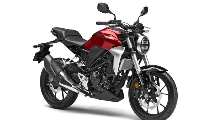 Honda registra patente da nova CB 300R no Brasil  595119f6af4