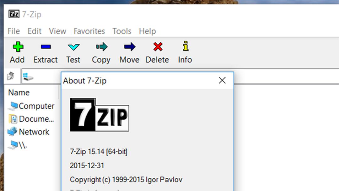 7-Zip | Download | TechTudo
