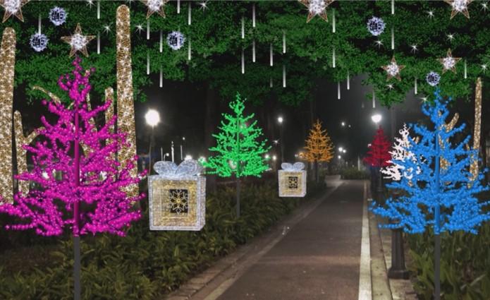 Resultado de imagem para Dique do Tororó natal 2019