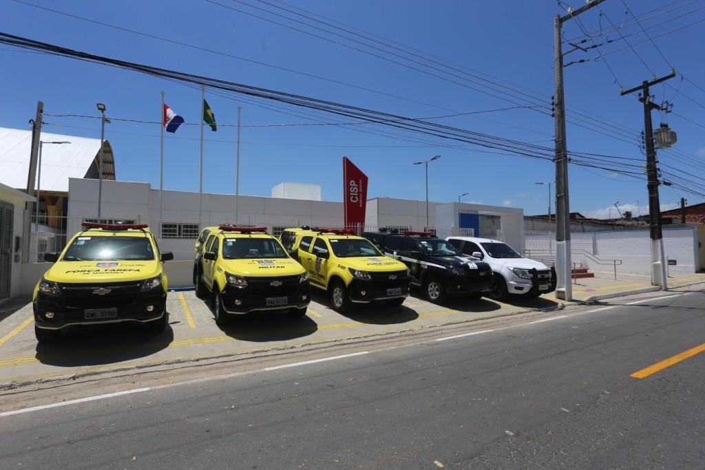 Operação policial prende três pessoas suspeitas de tráfico de drogas em Marechal Deodoro, AL