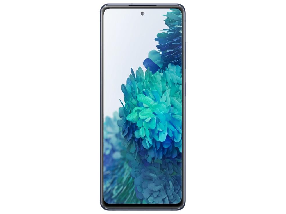 Galaxy S20 FE tem tela de 6,5 polegadas com painel Super AMOLED — Foto: Divulgação/Samsung