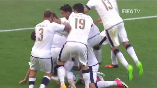 Nos pênaltis, Itália vence o Uruguai e fica com terceiro lugar no Mundial Sub-20