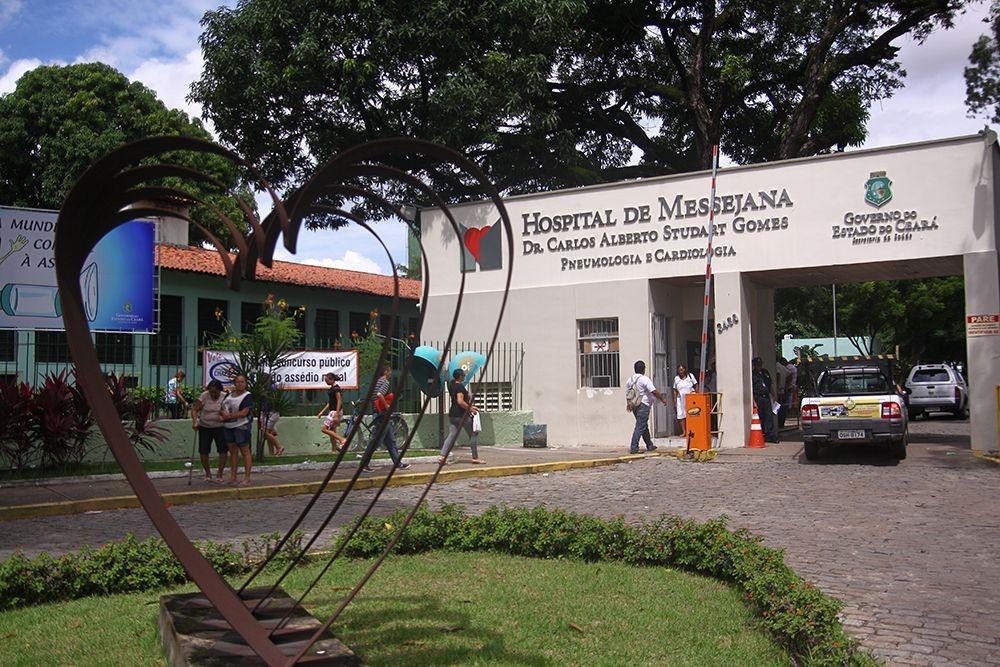 Falta de material suspende cirurgias em hospital de cardiologia no Ceará