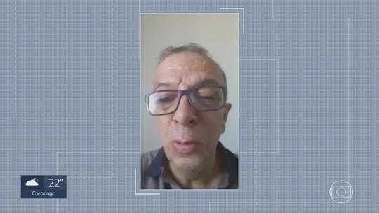Em áudio, policial ameaça matar governador de Minas, Romeu Zema