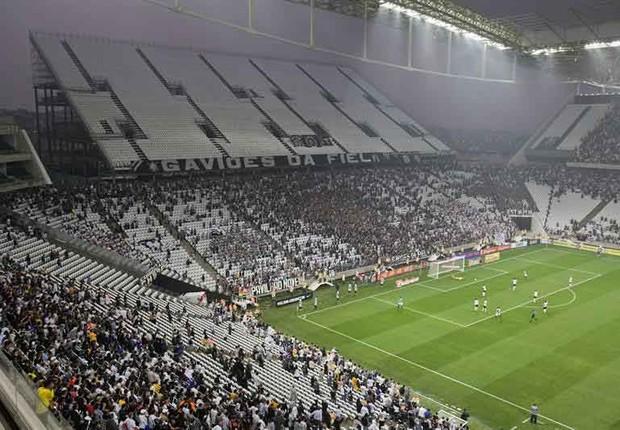 Arena Corinthians (Foto: Agência EFE)