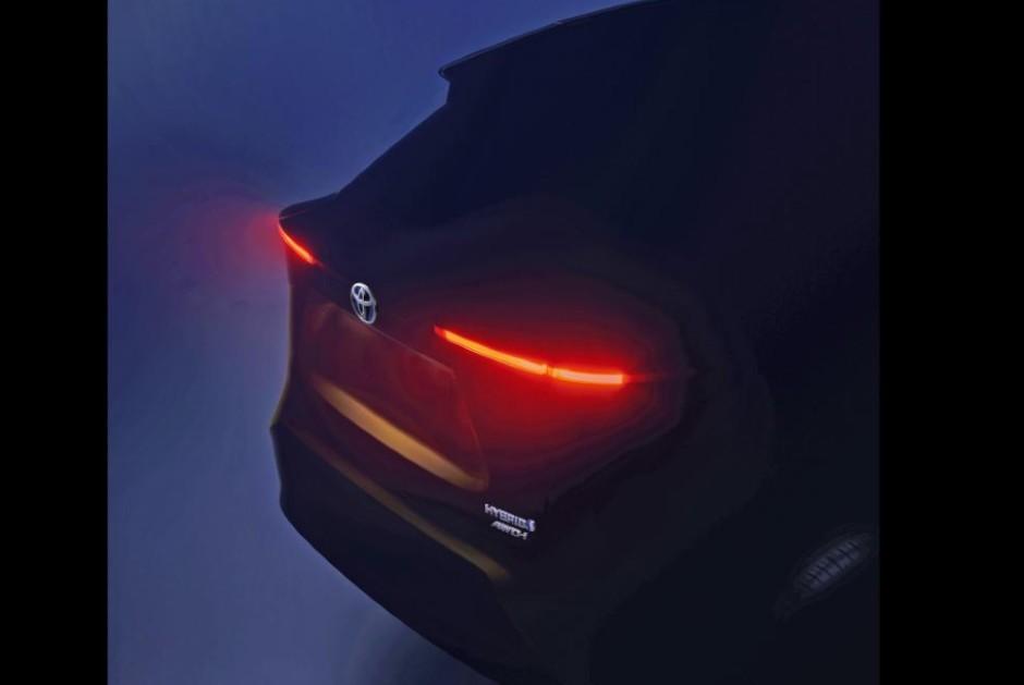Novo SUV - Toyota (Foto: Divulgação)