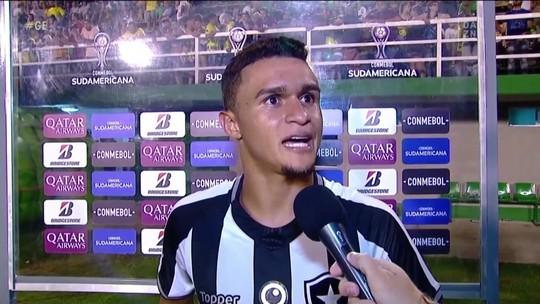 Botafogo bate Defensia Y Justicia na Argentina e se classifica para próxima fase da Sul-Americana