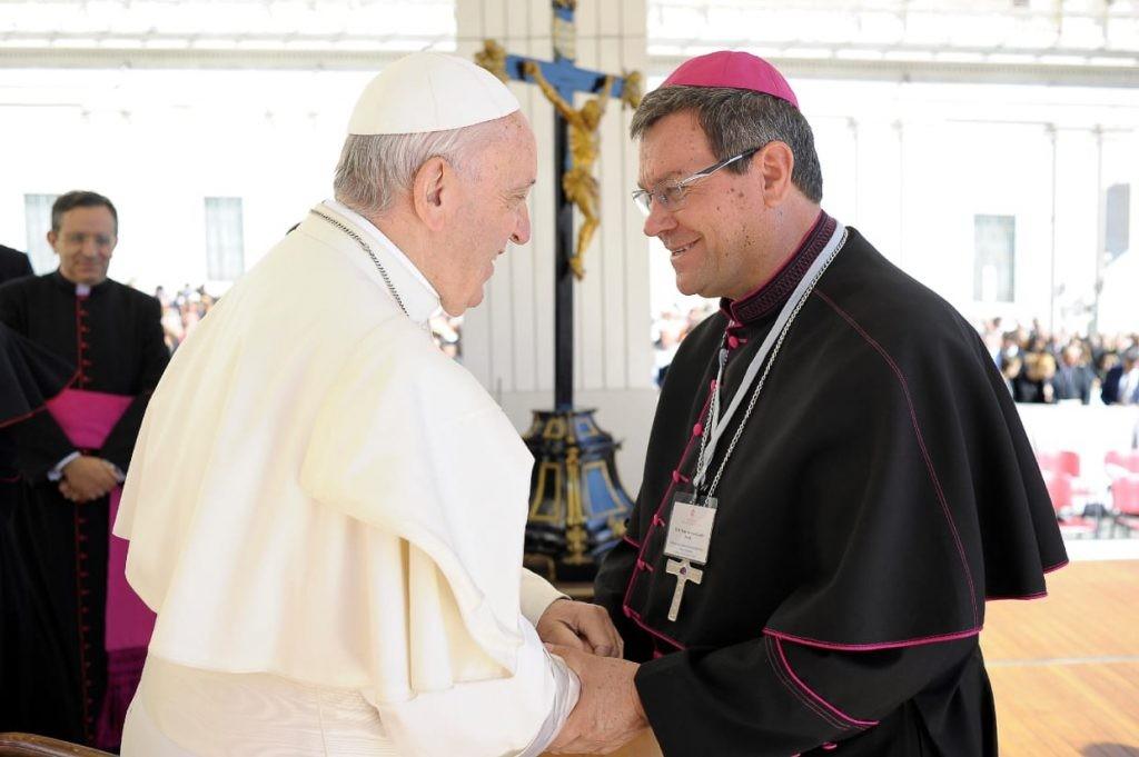 Novo arcebispo de Maringá é nomeado pelo Papa Francisco