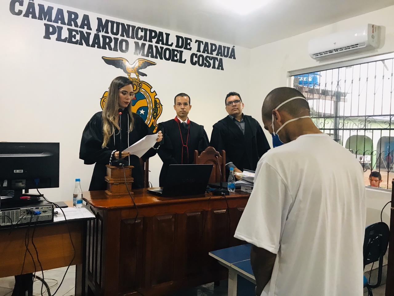 Homem é condenado por matar amigo que se recusou a trocar música de celular, no interior do AM - Notícias - Plantão Diário