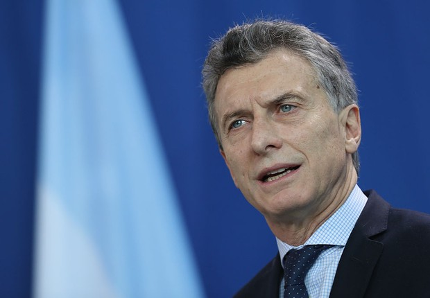O presidente da Argentina, Mauricio Macri (Foto: Sean Gallup / Getty Images)