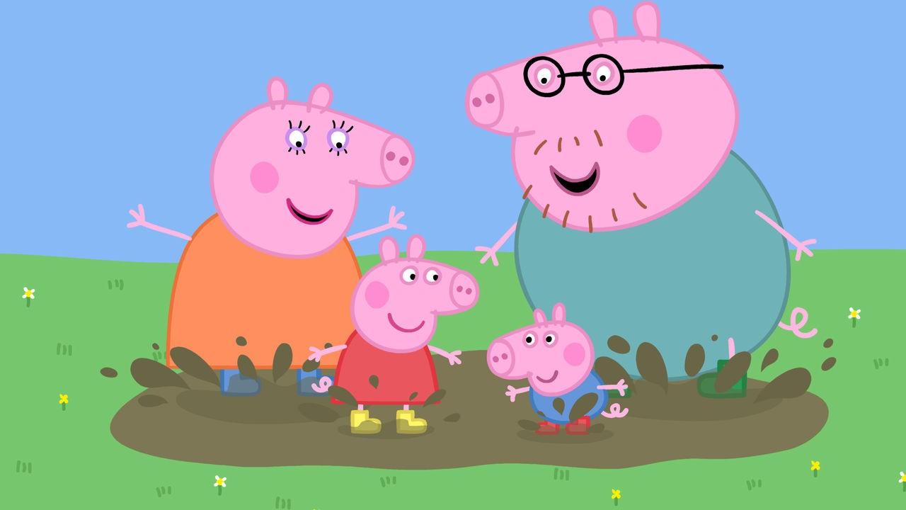Cena de Peppa Pig (Foto: Divulgação)