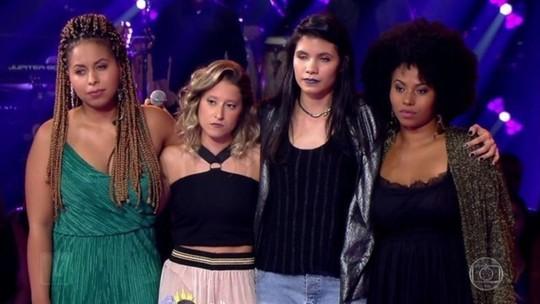 Reveja a última noite do 'Tira-Teima' do 'The Voice Brasil'