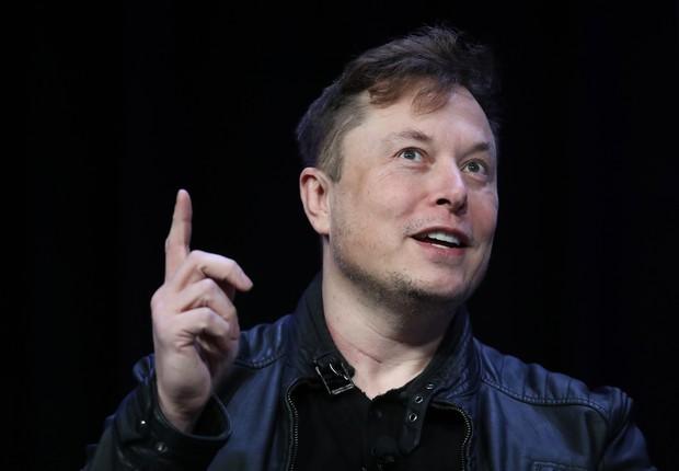 Elon Musk (Foto: Win McNamee / Equipe via Getty Images)
