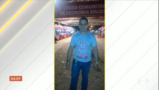 Polícia procura suspeito de matar o presidente do PSOL no AC
